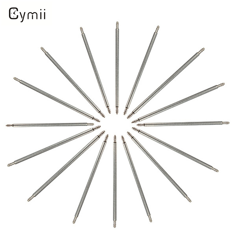 Cymii 30pcs Mixed 23mm-37mm Watch Pin For Band Spring Bars Strap Link Pins Stainless Steel Excellent Quality Strap NeedleCymii 30pcs Mixed 23mm-37mm Watch Pin For Band Spring Bars Strap Link Pins Stainless Steel Excellent Quality Strap Needle