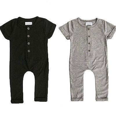 Cotton Baby clothing 2017 Infant Newborn Baby Boy Girl