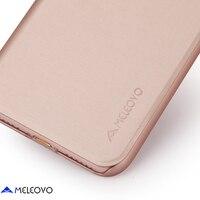 Meleovo Marke Luxus Schlank Bucheinband für Iphone X Leder + PC Hard fall für Iphone 8 für iphone 7 plus Handy Abdeckung Fundas