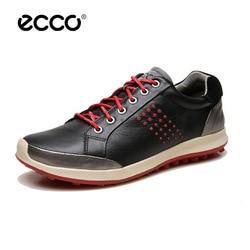 ECCO nueva llegada zapatos de golf para Hombre Zapatos mixtos de 2 Generación zapatos casuales de tres colores 151514
