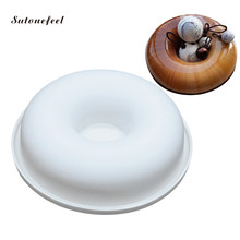 More Shape Silicone Cake Mold Round Donuts Shape Mousse Mold Dessert Baking Form Moulds Cake Decorating Tools BPA Free