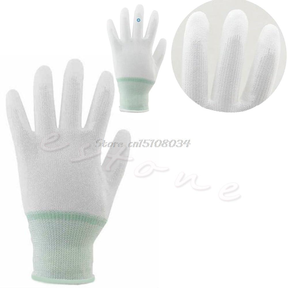 1 paio di guanti da trapuntatura in nylon per macchina da movimento - Attrezzi da giardinaggio - Fotografia 3