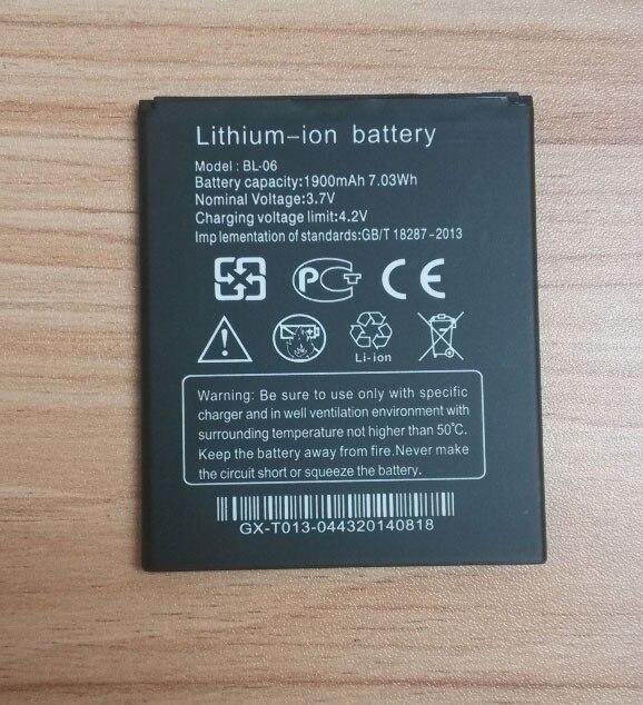 1900 мАч литий-ионный Батарея Аккумулятор Batterij Bateria для <font><b>THL</b></font> <font><b>T6C</b></font> 5.0 дюйма МТК 6580 4 ядра