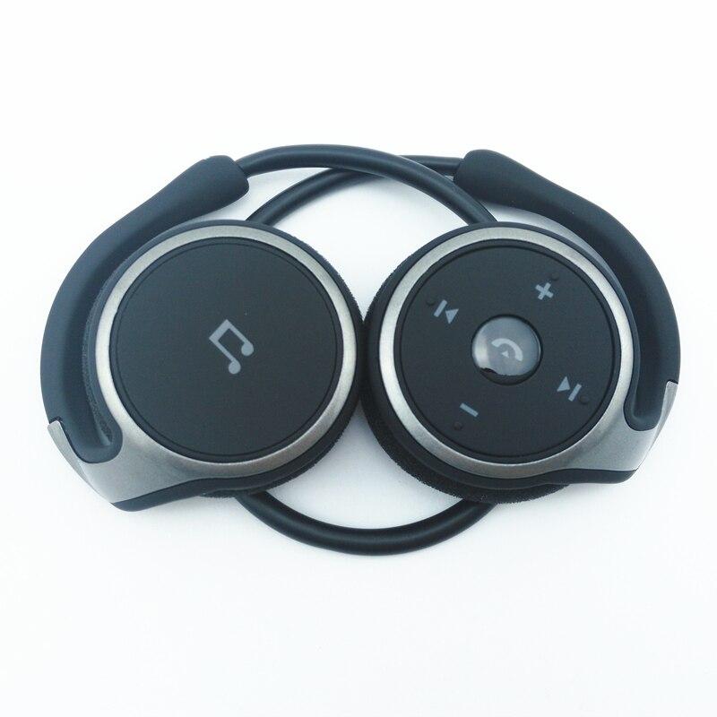 Venta caliente Bluetooth deportes auriculares portátiles neckband inalámbrico Auriculares auriculares