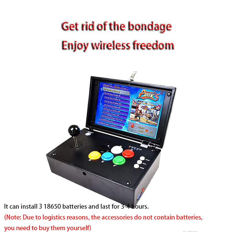 Pandora Box 2200 Game In One Mini Portable Built In Arcade 3d Video