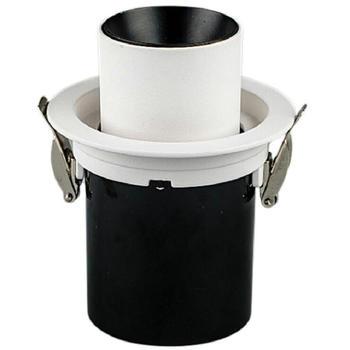 Luz de techo LED de 15 W regulable de arriba a abajo ajustable giratoria LED cardán AC85V-265V dirección Luz de punto LED
