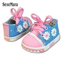 2016 New Style Newborn Baby Unisex Boys Girls Child Kids Prewalker Shoes Infant Toddler Classic Leisure