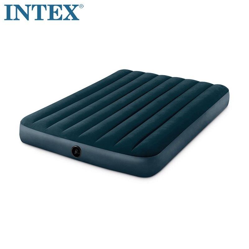 intex 64733 pessoa dobro 137 191 25 cm reunindo com listra cama de ar inflavel colchao