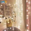 LED String Lights Holiday Lighting 10M 100LEDs AC110V AC220V Xmas Wedding Party Christmas Decorations Light Fairy Garland Lamps