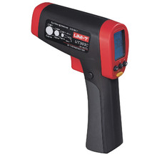 Wholesale prices Newest High Accuracy Infrared thermometer UNI-T UT303C Non Contact Laser Gun Infrared IR Thermometer LCD digital display