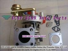 Free Ship CT9 17201-64070 17201 64070 1720164070 Turbo Turbocharger For TOYOTA Camry Estima Lite TownAce Vista 3CT 3C-T 3C 2.2L