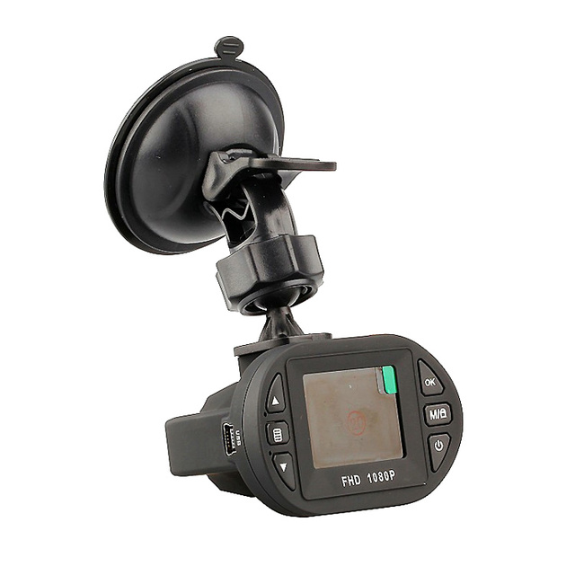 Full hd 1080 P черный ящик автомобиля с 1.5 ''TFT дисплей и 12 шт. светодиодные автомобильный видеорегистратор бесплатный доставка