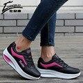 2016 Zapatos Ocasionales de Las Mujeres Del Tobillo Zapatos de Plataforma de la Primavera Otoño Zapatos de Las Mujeres Zapatos de Mujer Oscilación de Adelgazamiento Zapatos de Mujer Chaussure Femme