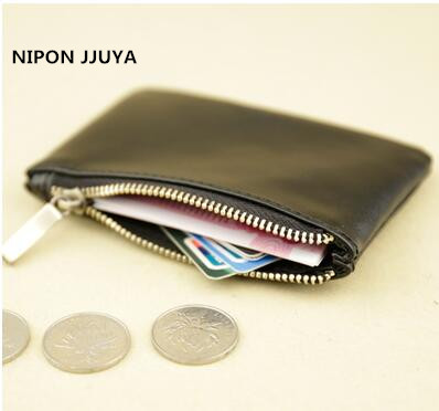 Hot selling 2017NIPON JJUYA New Fashion  Genuine Leather coin purse free shipping