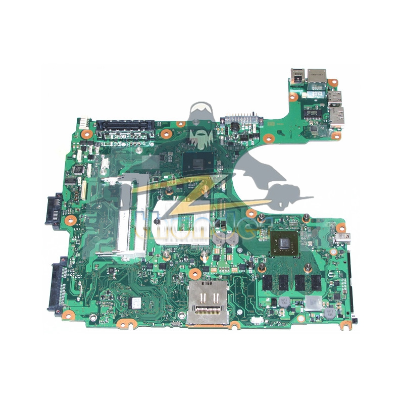 FHVSYC A5A002918010 for Toshiba Tecra S11 laptop motherboard HM55 GMA HD DDR3 for toshiba tecra m11 laptop motherboard integrated fgnsy1 a5a002769010 a stock no 999