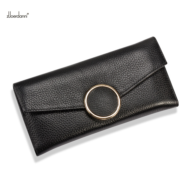 Fashion Women's Wallets Women Cowhide Leather Wallet Luxury Design Ladies Party Clutch Patent Leather Purses Long Card Holder недорго, оригинальная цена