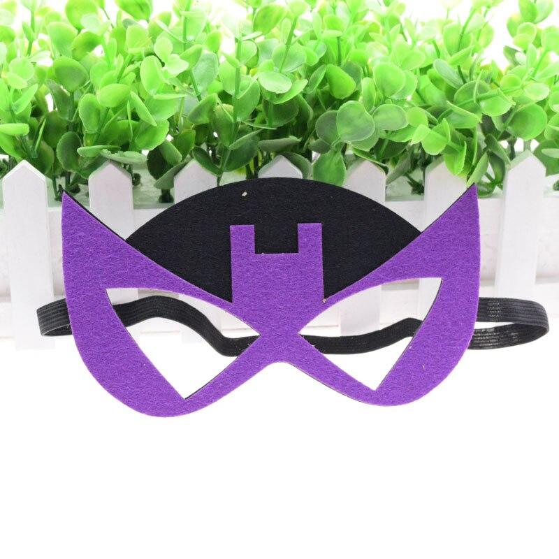 Máscara Hawkeye Super Herói Homem De Ferro Mascarar Óculos de Crianças Da Menina do Menino Xmas Traje Star Wars Avengers DIY Máscara Masquerade Eye cosplay