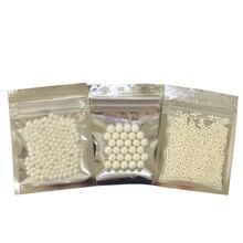10g Piccolo Bianco Perline Commestibile Perla Zucchero Palla Fondente Fai Da Te di Cottura Della Torta Del Silicone Del Cioccolato Decorazione Caramella di Zucchero Fai Da Te Fai Da Te