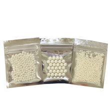 Petites perles blanches comestibles 10g, Fondant, cuisson de gâteau bricolage Silicone décoration sucre bonbons bricolage