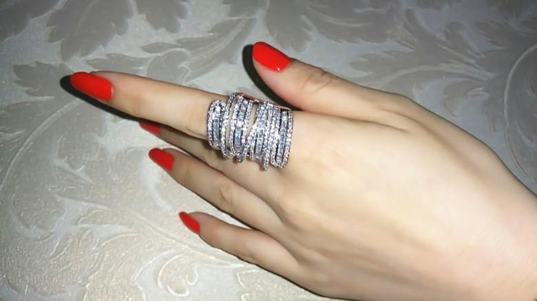Zirconia Shining Belarusian Fashion 7