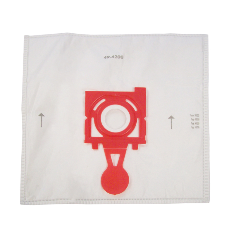 Replacement Dust Bags Part Cleaning With Micro-holes For ZELMER Magnat 3000 Jupiter 4000 Solaris 5000 Twix 5500