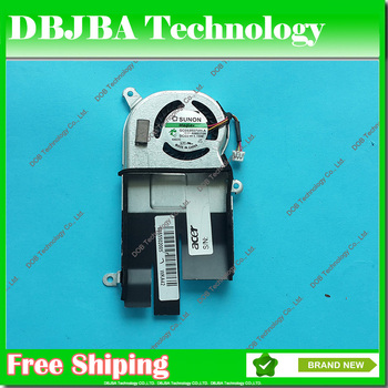 Ventilador de refrigeración Nueva cpu para ACER, para Aspire ONE D150 D250...