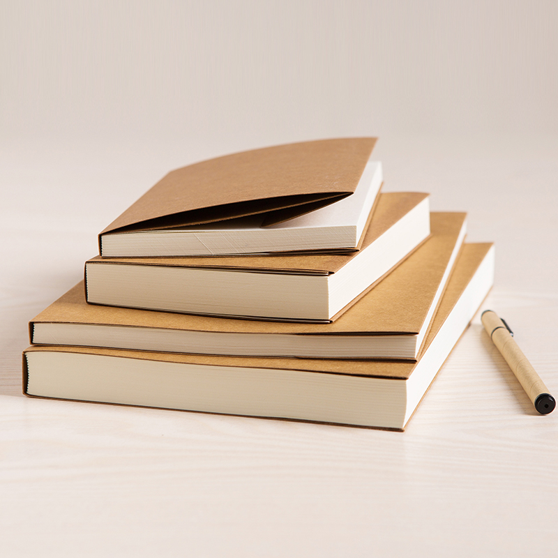 High Quality Vintage Sketchbooks - 4 sizes