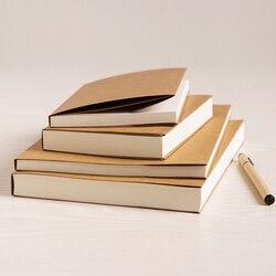 Vintage sketchbook 32 k/16 k desenho ilustração esboço livro em branco páginas caderno artes suprimentos-alta qualidade