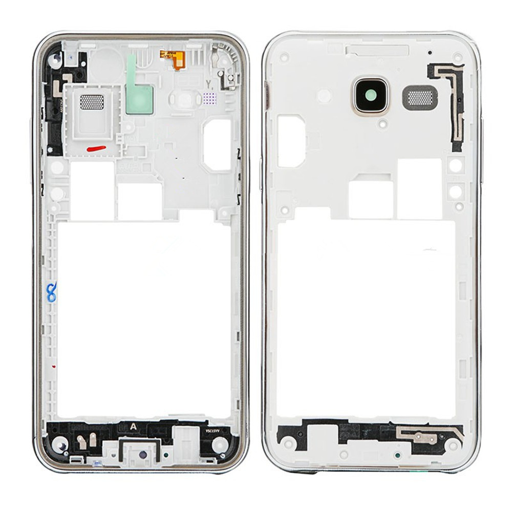 For Samsung Galaxy J5 (2015) J500F Rear Housing Middle Frame Replacement!!
