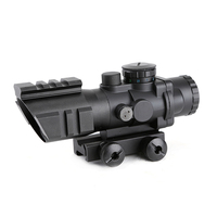 SPINA OPTICS Hot Sell 4X32 Tactical Compact Scope Optic Sight Rifle Scopes for Hunting CL1 0233