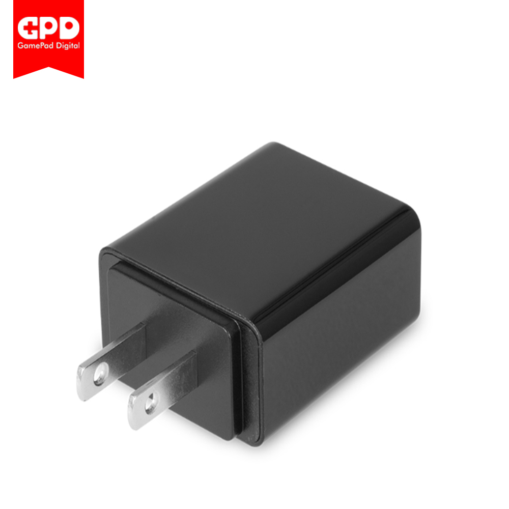 Original Us Standard Power Adapter For Gpd Win 55 Inches Windows 10 Laptop Circuit A Typical Pocket Handheld Video Game Console Black On Alibaba Group