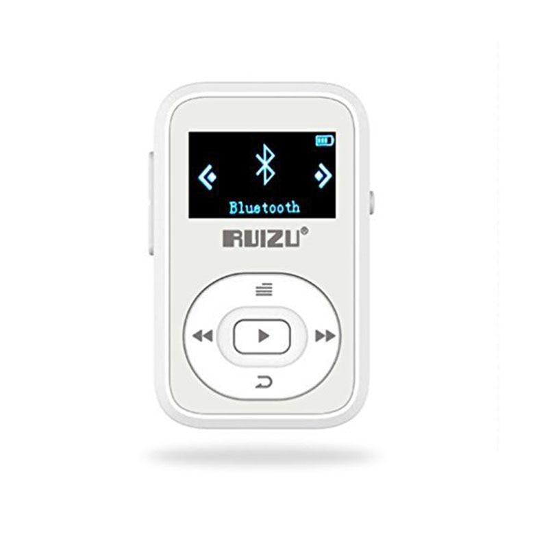 სპორტული კლიპი Bluetooth Mp3 Player 8GB - პორტატული აუდიო და ვიდეო - ფოტო 2