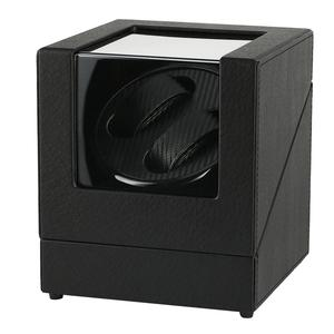 Watch-Winder-Case-Holder Luxury Motor-Shaker Mechanical-Watch Rotating-Box Double-Winding