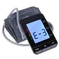 Portable Automatic Blood Pressure Monitor Hemadynamometer Voice Health Care Rechargeable Blood Pressure