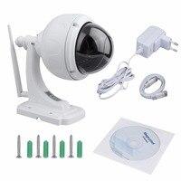 2 Mega Pixel PTZ 1080P Wireless Outdoor IP Camera Monitor Security Camera HD WIFI IP Camera INight Vision Dome Camera WHITE