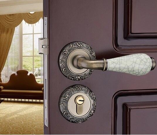 Premintehdw mortise interior door lock set reversal - Interior door privacy mortise lock ...