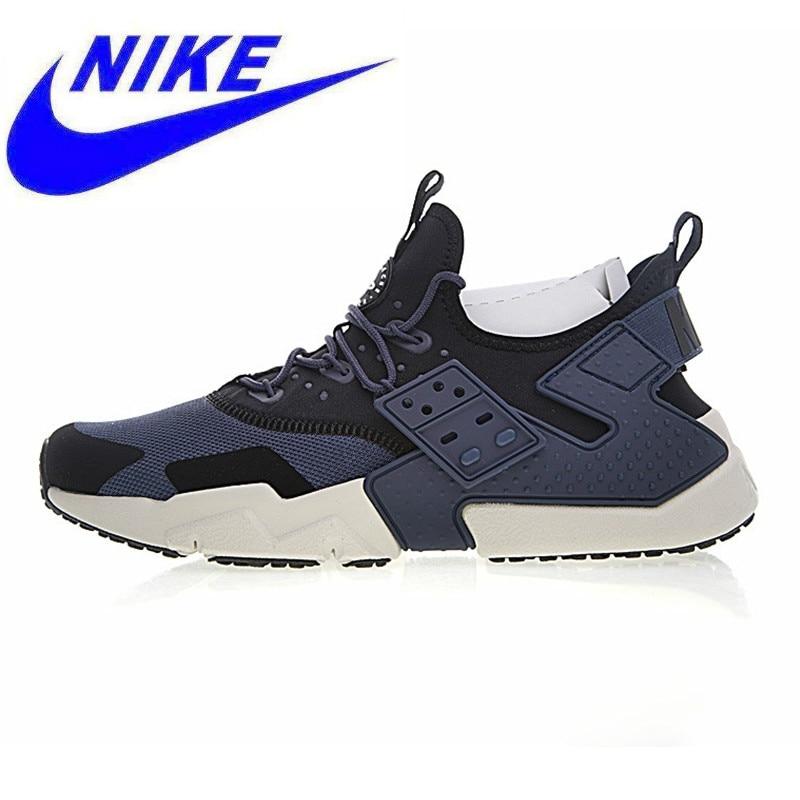0cc989b6b52bf Breathable Non slip NIKE AIR HUARACHE DRIFT PRM Men s Running Shoes ...