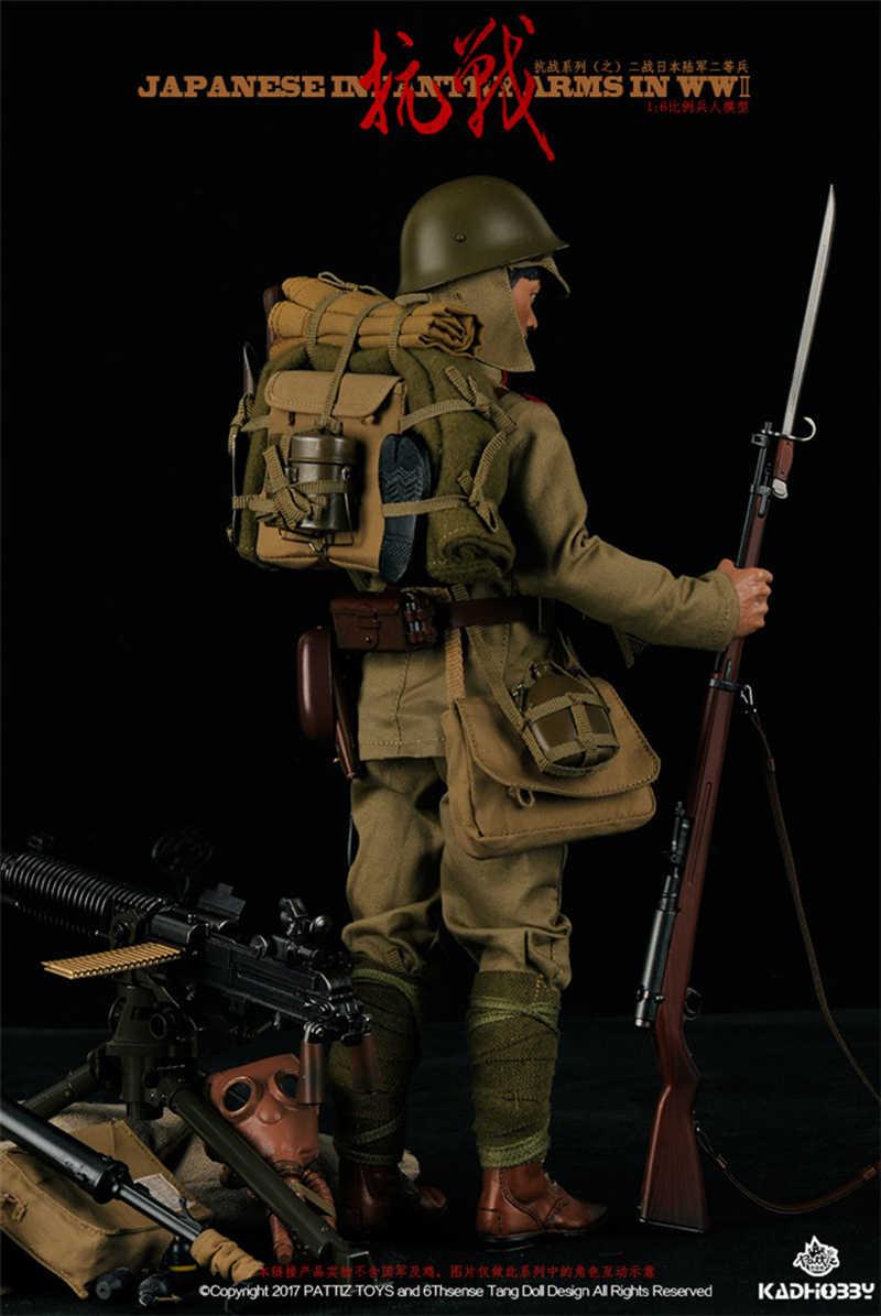 """Échelle 1//6 Accessoires Militaire Armée de l/'Allemagne USA WWI WWII pour 12/"""" Action Figure"""
