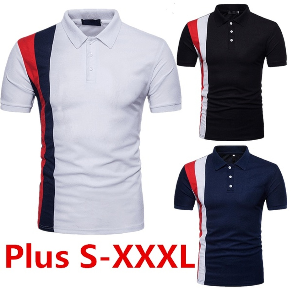 ZOGAA 2019 High Quality Men Tops Men's   Polo   Shirts Business Fashion Slim Fit Short-sleeve   Polo   Shirts Men Short Sleeve Shirt