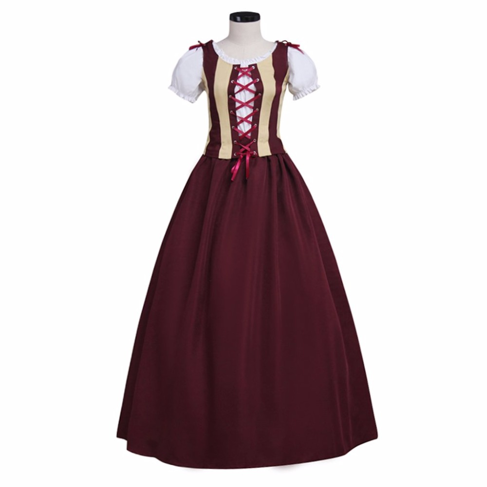 online buy wholesale medieval peasant dress from china