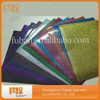 12 צבעים 10 Inch * 12 גליטר נייר ויניל העברת חום