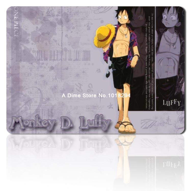 one piece mouse pad cool Luffy mousepad laptop anime mouse pad gear notbook computer gaming mouse pad gamer play mats