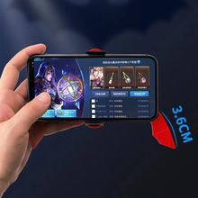 New Eating Chicken Artifact Folding Bat Warrior Versatile Eating Chicken Game Controller Joystick for Phone Triggers eating animals