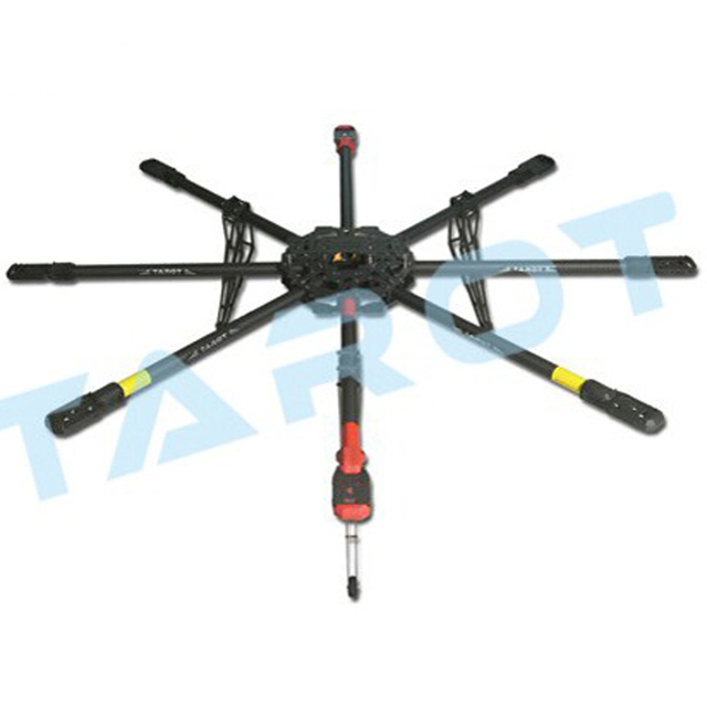 Drone helicopter Tarot IRON MAN 1000S foldable carbon fiber frame ...