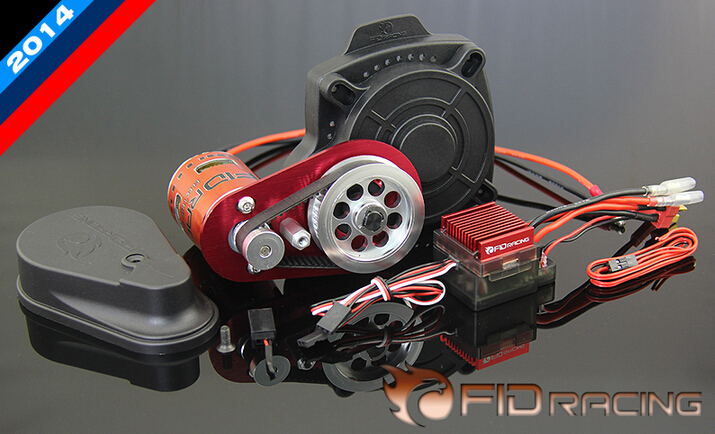 FID Remote control electric starter with new motor for Losi 5ive baja 5b 5T ss rc