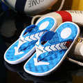 2017 Summer Men Designer Flip Flops Men Fashion Beach Shoes Lightweight Casual Slip-Resistant Sandals Slippers Breathable Shoes