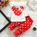 New Boys Girls Clothes Sets Children Long Sleeve T shirt Outfits Sport Suit Dress Set Costume For Boy Clothing Suit Toddler Kids