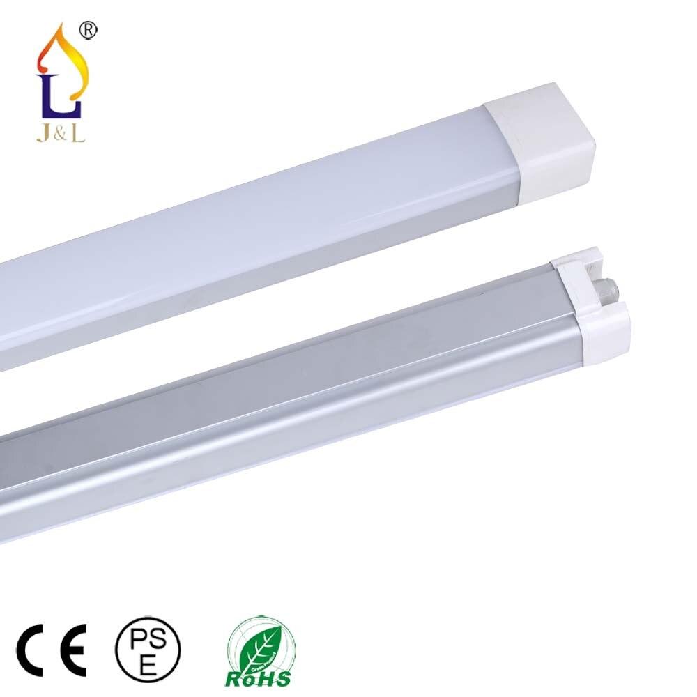 6 pcs/lot LED Tri-preuve lumière ip65 étanche à la poussière faisceau lumineux linéaire LED LED latte lumière 30 W 2ft/40 W 3ft