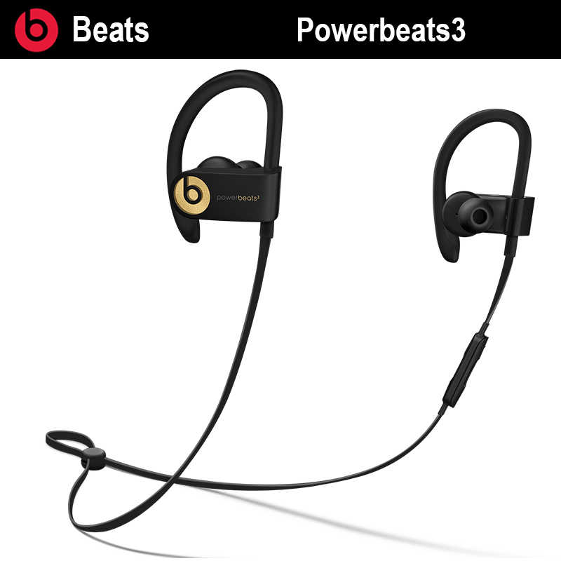 c7b78ad73d1 Original Beats Powerbeats3 by Dr. Dre Wireless Bluetooth Headset Dynamic  Sound Flexible Secure-fit