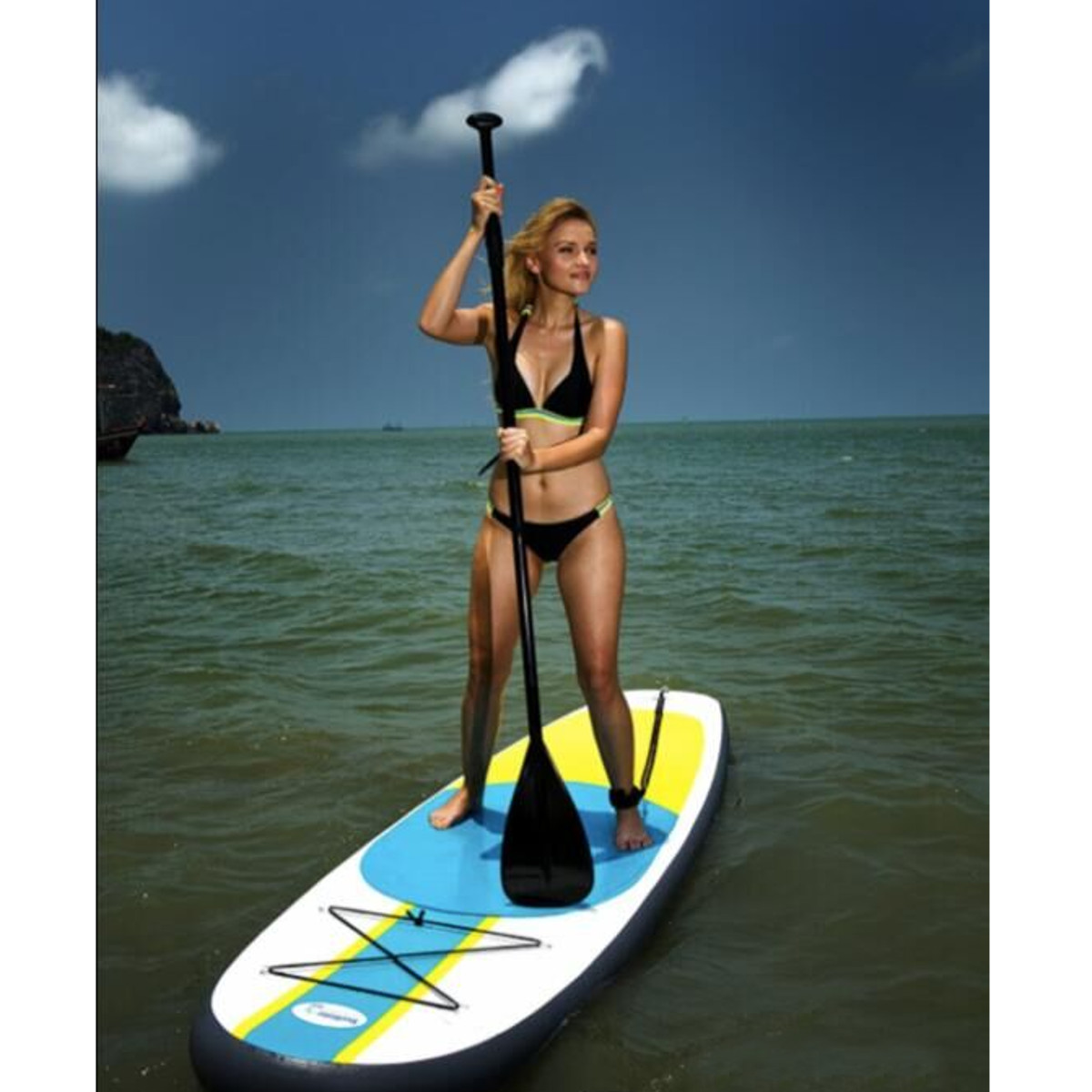300x76x10CM 10FT SUP Inflatable Surfing Board Soft Surf Stand Up Paddle Board Surf Paddling 2018 NEW water sport inflatable sup board surf stand up paddle boards